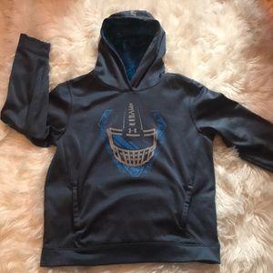 👦🏼 Army UA football hoodie
